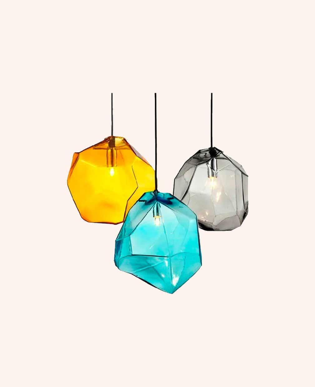 Lampe crystal