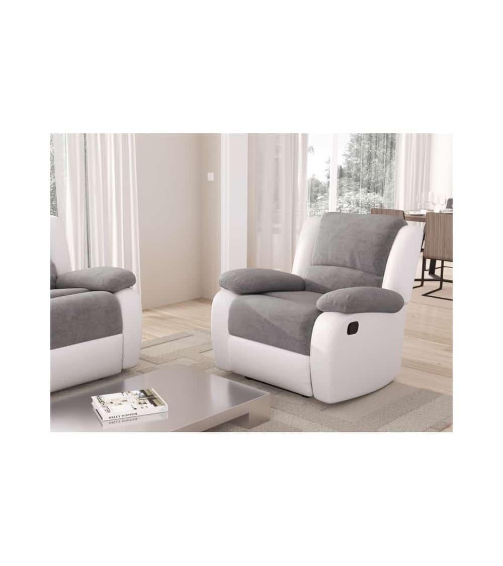 fauteuil relaxant manuel salon