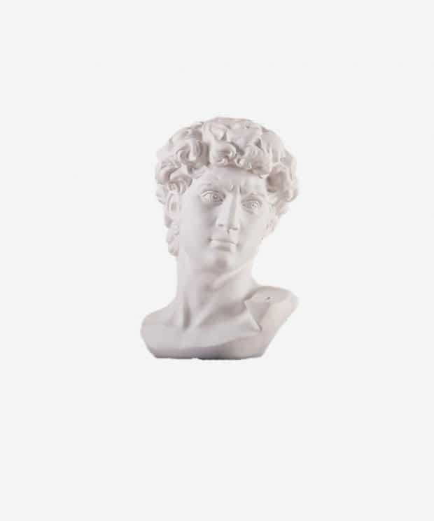 David statue de mythologie présentation