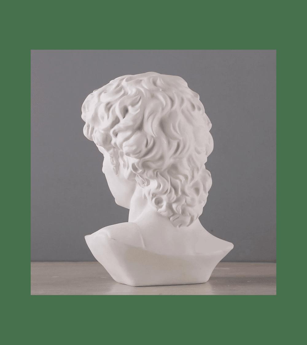 David statue de mythologie dos