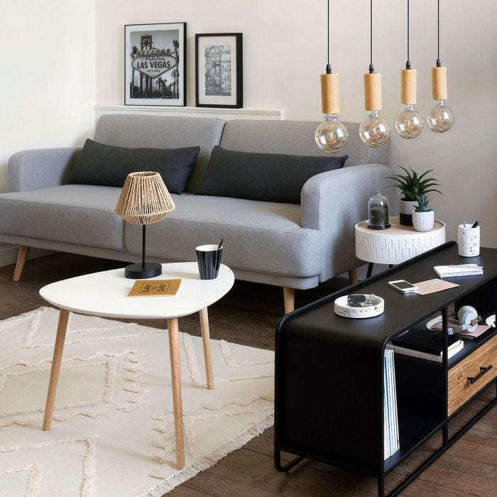 élégant de canapé design nordique