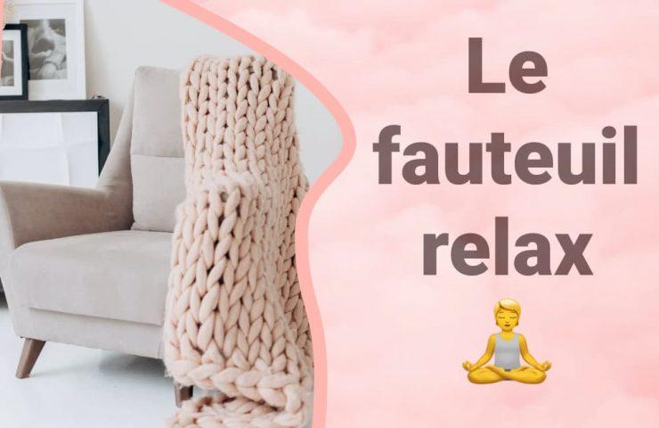 Bannière fauteuil relax