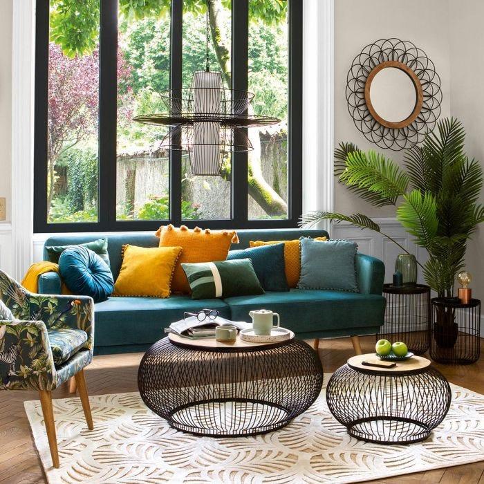 Opter pour ce magnifique canapé design nordique
