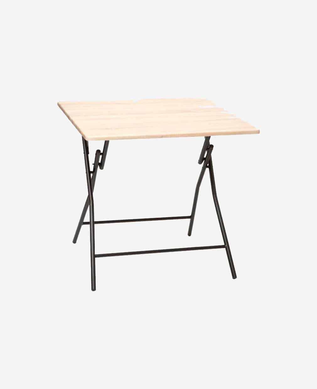 table en bois pliante